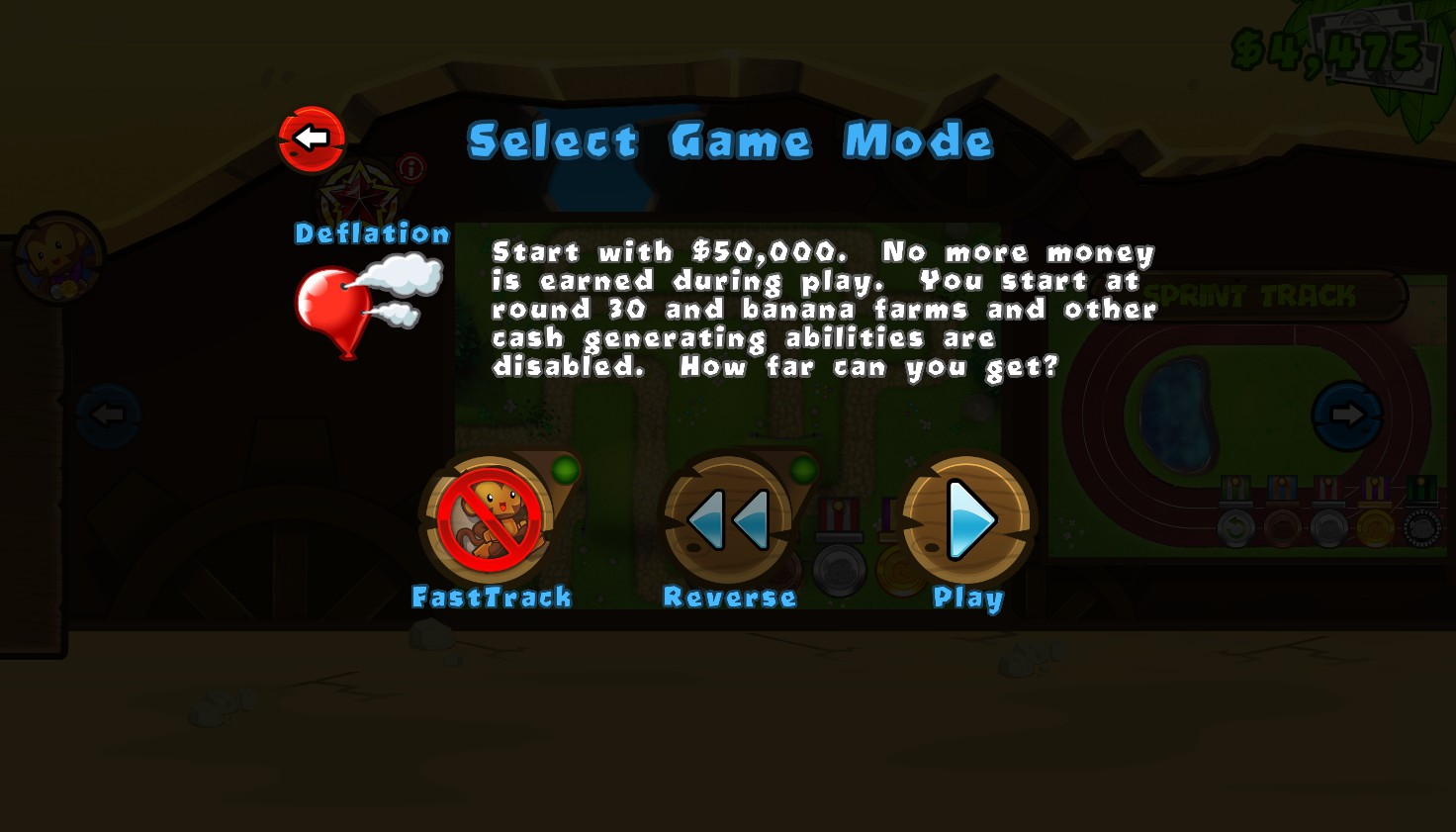 Deflation Mode | Bloons Tower Defense 5 Wiki | FANDOM powered by Wikia