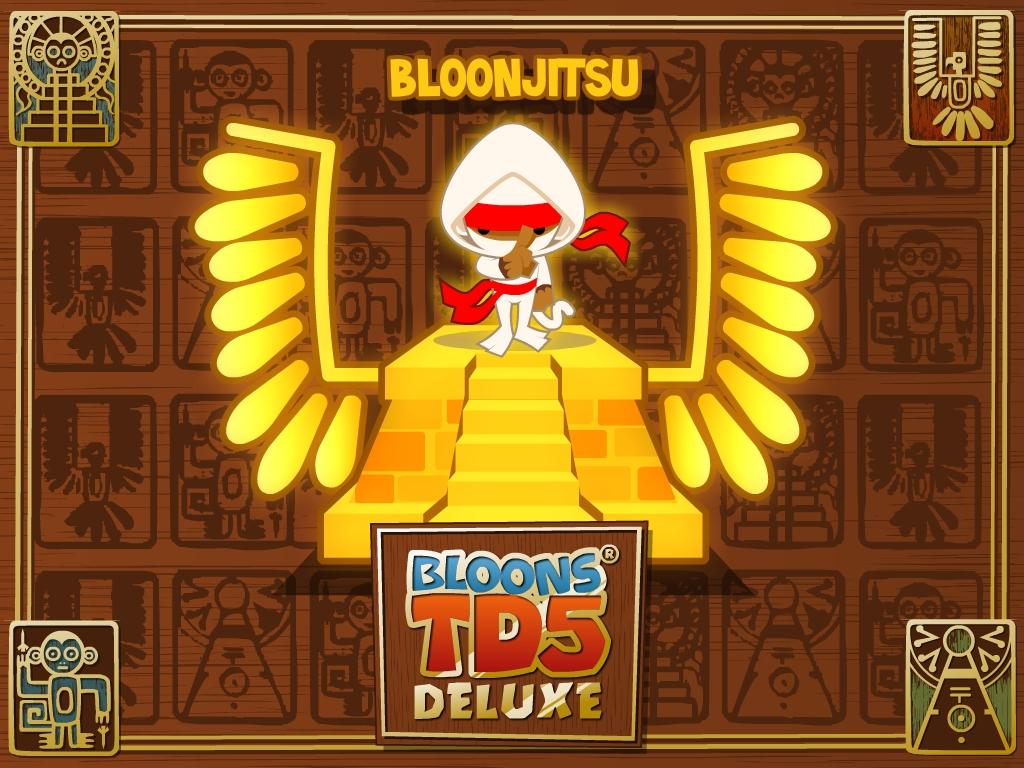Ninja Monkey Bloons Tower Defense 5 Wiki Fandom