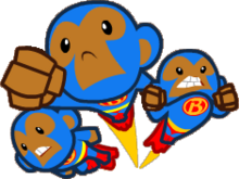 Super Monkey Storm Icon