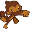 Dart Monkey Icon