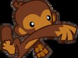 Dart Monkey