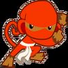 Ninja Monkey Icon