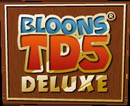 BTD5 Deluxe Logo