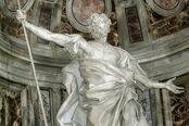 Kronos statue