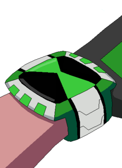 BTNR Omnitrix