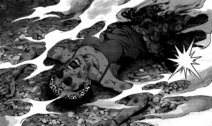 Unnamed woman corpse
