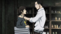 Date wants Ryota to trust him