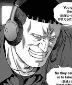 Tolman Manga Infobox