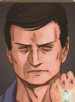 Toshiro Amakusa Manga(color) Infobox