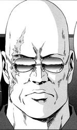 Ben Caine Manga Infobox