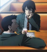 Oda and Ryota