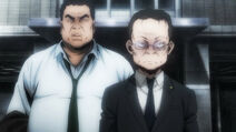 Kira's dad and Soichi