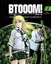 Btooom Blu Ray 3