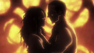 Date and Shiki's love