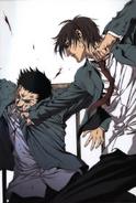 Sakamoto and Oda past