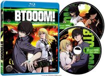 Btooom Blu-Ray Set by Sentai Filmwork