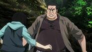 Kira slaps BIM on his dad