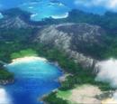 Isla del Reality Btooom!