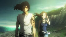 Oda and Hidemi
