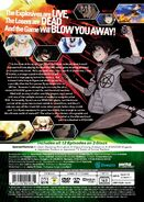 Btooom DVD Set by Sentai Filmwork Back Cover