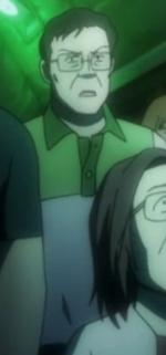 Shigemasa Kusunoki Anime