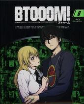 Btooom Blu Ray 6