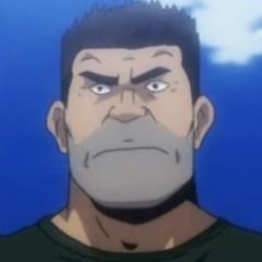 Isamu Kondō Anime Infobox
