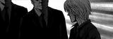Ryota meets strange men