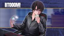 Btooom Episode 1 End Card