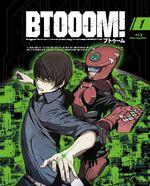 Btooom DVD 1