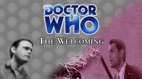 """The Welcoming"" by Darran Jordan"