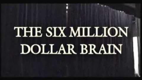 Beyond Traditional Recognition- The Stage Experience - The Six Million Dollar Brain