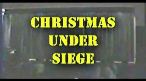 Christmas Under Siege- Act 1