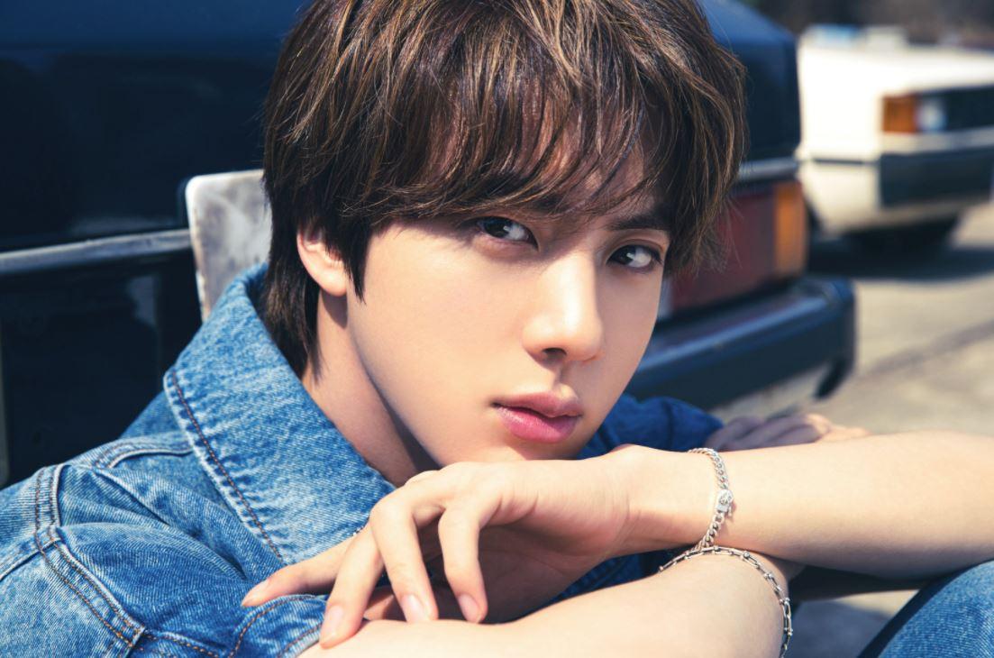 Jin Kim Seokjin Bts Wiki Fandom