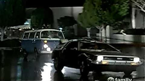 Back to the Future Tv edited version