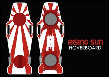RisingSun Hoverboard