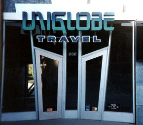 Uniglobe Travel agency