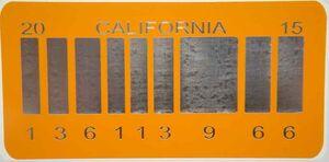 Barcodeplate