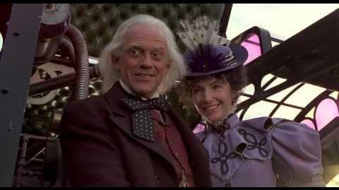Back to the Future III 1990 - ending scene 1080p - HD