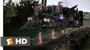 Back to the Future Part III (10-10) Movie CLIP - Your Future Is Whatever You Make It (1990) HD