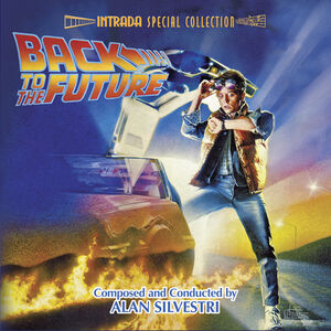 Back to the Future Intrada Special Collection