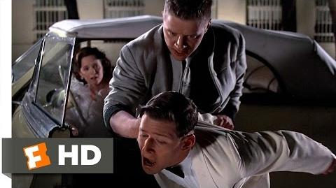 Back to the Future (8 10) Movie CLIP - You Leave Her Alone (1985) HD
