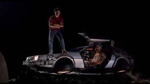 Delorean Overview Part II (Every Scene) - Back to the Future Part II