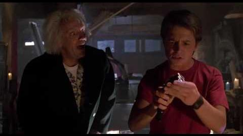 Back to the Future 2 - Alternate Reality