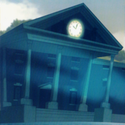 Hill Valley Courthouse 1990