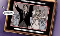 Kid Tannen's wedding