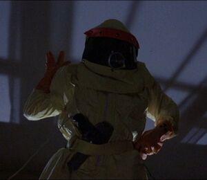 Darth Vader-Vulcan Salute