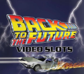 Back to the future video slots game planche a roulette avec assise poussette