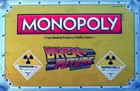 BTTF Monopoly