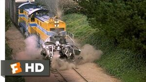 Back to the Future Part III (9-10) Movie CLIP - The Time Machine Is Destroyed (1990) HD